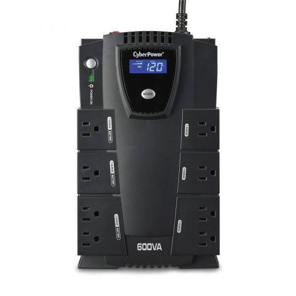 Cp600lcd f for Buro 600 6ft ups