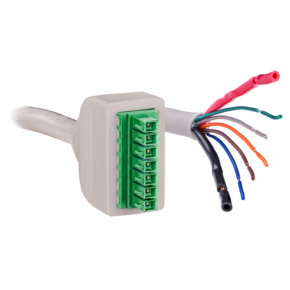 Telemetry Cable to DC Power Supply