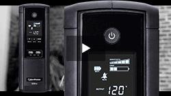BRG1500AVRLCD UPS System