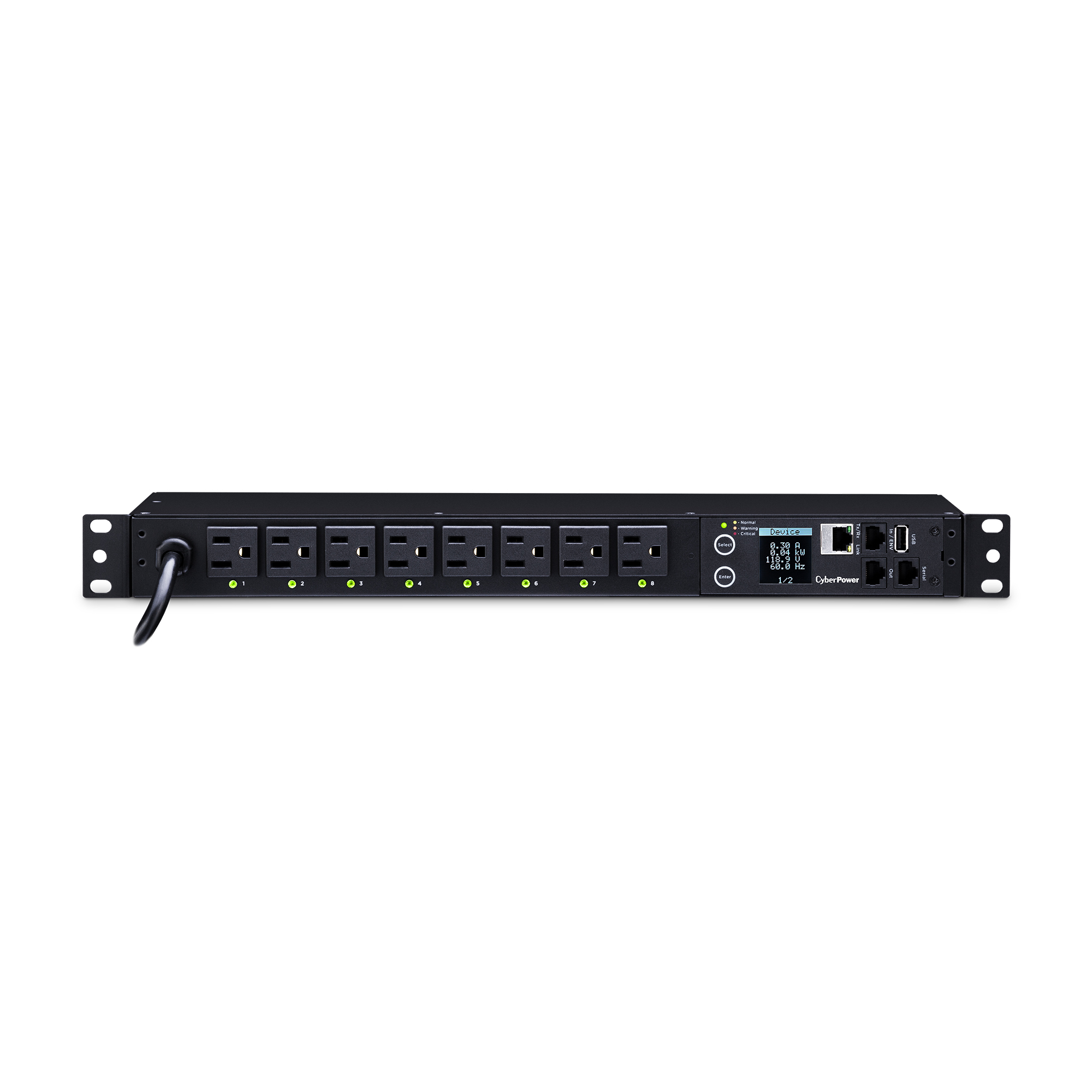 Pdu81001 Switched Metered By Outlet Pdu Series Product