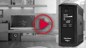CP1000AVRLCD UPS System