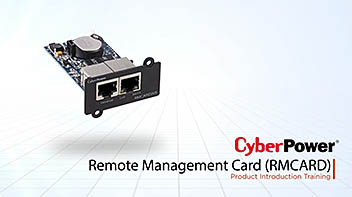 Remote Management Card Training