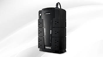 SX550G Battery Backup UPS