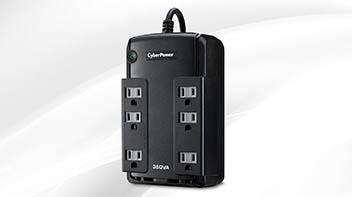 CP350COM Battery Backup UPS
