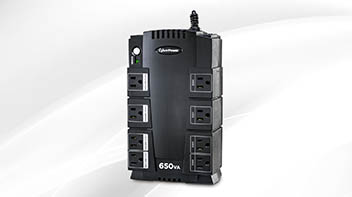 SX650G Battery Backup UPS