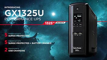 GX1325U Performance UPS