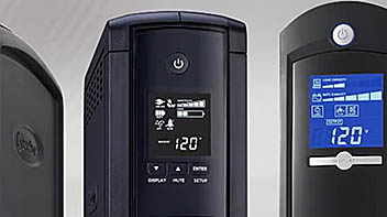 Intelligent LCD UPS Series