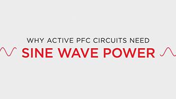 PFC Sinewave UPS