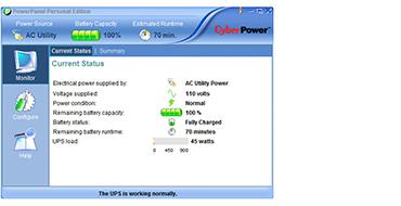 PowerPanel Personal