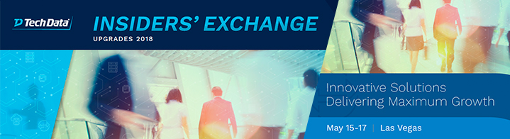 Tech Data's Advanced Solutions Insiders' Exchange