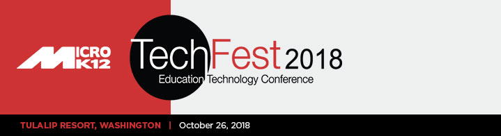MicroK12 TechFest 2018