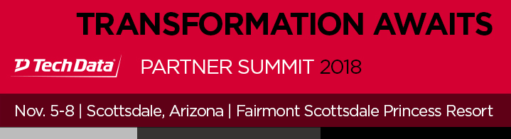 TechData Partner Summit