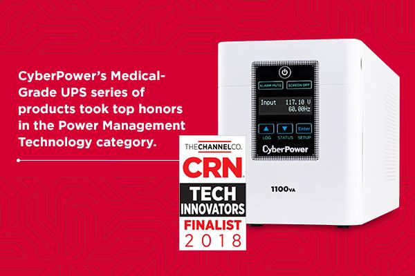 CRN TechInnovators Award Banner