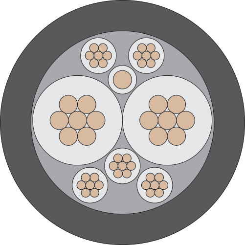 Cross Section Diagram